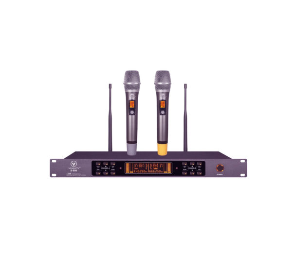 Mic không dây VinaKTV S-800 v